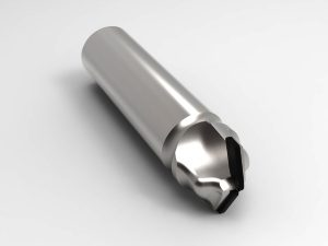 PCD cutters for Alucobond